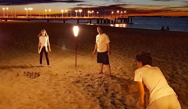 Un lampadaire sans fil pour vos nuits d'été ? un concept signé paranocta!
