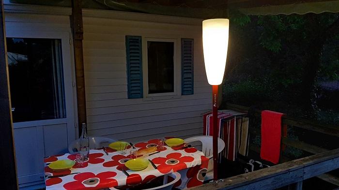 paranocta camping