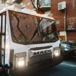 USA: Mack Trucks testera son camion poubelle électrique à New York l'an prochain