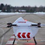 Drone Delivery Canada Signe un accord avec Air Canada pour son service de livraison par drone
