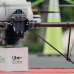 Aux Etats-Unis, Uber Eats s'essaie aux livraisons de repas par drone avec Mc Donald's
