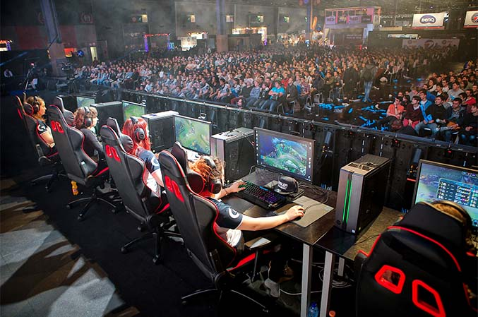 Infographie: Qui sont les leaders de l'édition de jeux vidéos ?