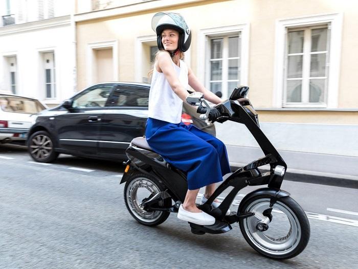 scooter électrique pliable femme