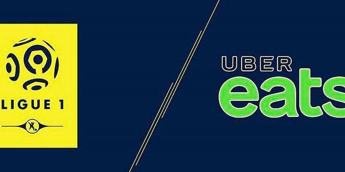 Infographie: Uber Eats sort son portefeuille pour associer son nom à la ligue 1