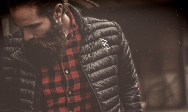La veste chauffante pour homme signée Ravean est disruptive