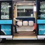 Le Français Navya et ses navettes autonomes retenu pour une circulation sur route ouverte au Japon