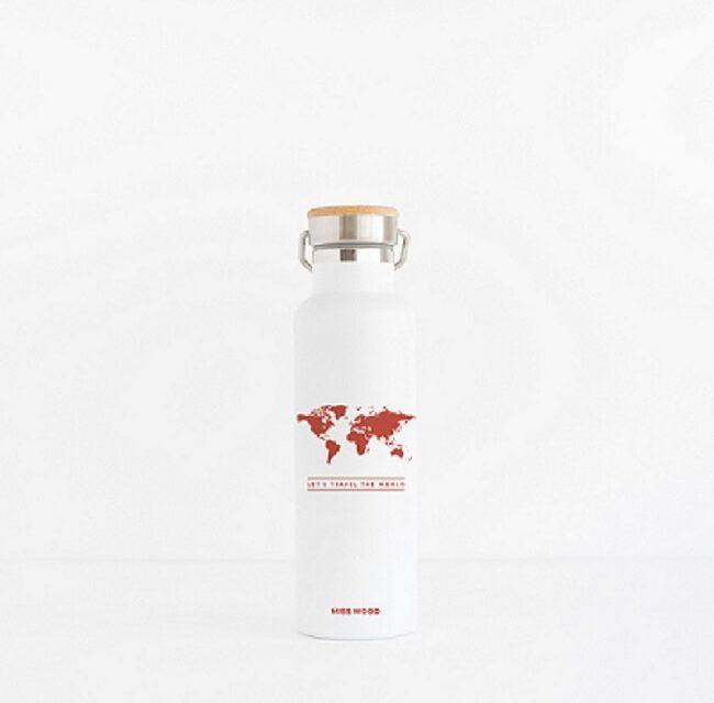 E-Commerce: Le mouvement écologiste Propulse les ventes de bouteilles réutilisables en acier inoxydable