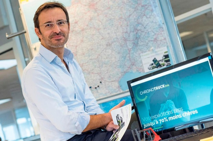 La start-up de la digitalisation du transport Chronotruck est absorbée par Gefco
