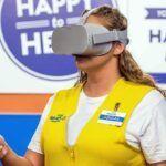 Walmart mise sur la réalité virtuelle pour repérer ses futurs managers