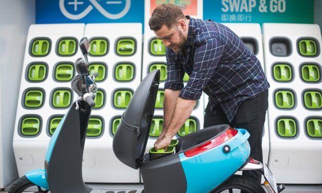 La société Taïwanaise Gogoro annonce que plusieurs grandes marques utiliseront sa batterie amovible sur leurs scooters