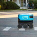 Après ses premiers pas à Seattle, le robot Scout d'Amazon débarque en Californie