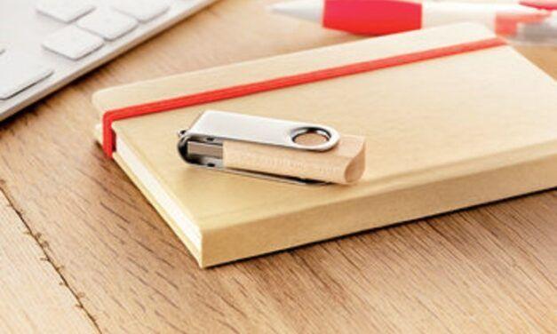 Vous lancez votre start-up? Faites-vous connaître grâce aux clés USB personnalisées
