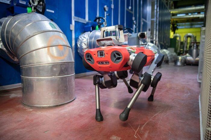 [Vidéo]: ANYbotics dévoile une nouvelle version de son robot d'inspection de sites industriels