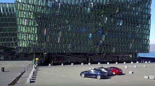 Tesla se lance officiellement en Islande