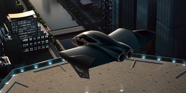Porsche construit avec Boeing un avion à décollage et atterrissage vertical électrique