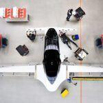 [Vidéo]: La start-up Allemande Lilium envisage une commercialisation de son taxi volant pour 2025