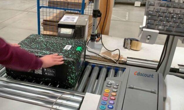 Cdiscount teste son emballage connecté et réutilisable «the Box»