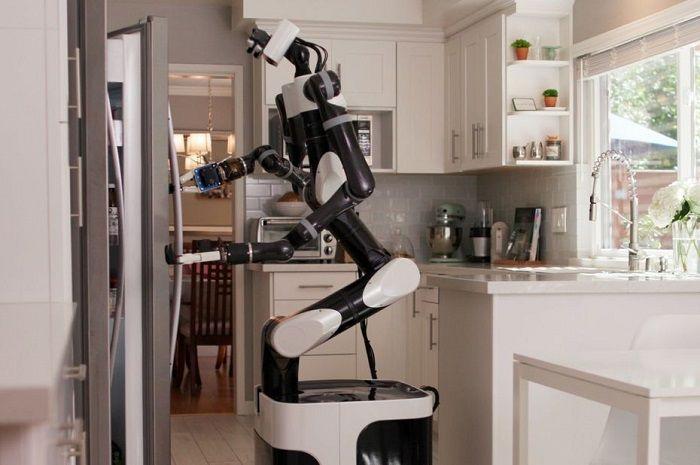 [Vidéo]:Ce futur robot de Toyota pourra vous assister dans vos tâches domestiques