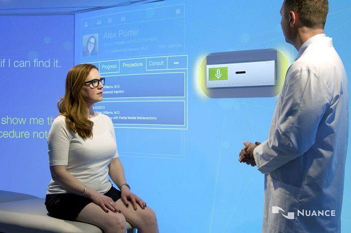 [Vidéo]: Nuance lance une nouvelle version de Dragon Médical destiné à réduire les tâches administratives des médecins