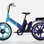 La start-up de la micromobilité Pony va lancer le premier vélo deux places en libre-service