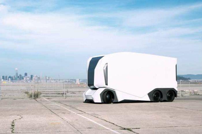 [Vidéo]:En suède, les pods de livraison autonome transporteront les produits Coca-Cola