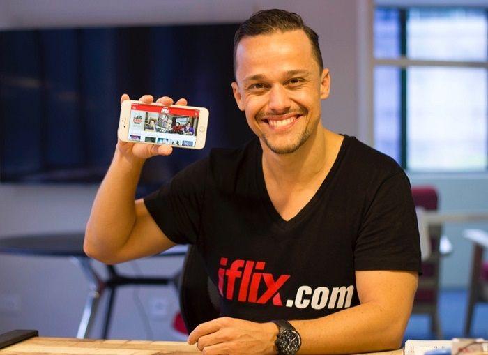 Mark Britt, le CEO d'Iflix, démissionne