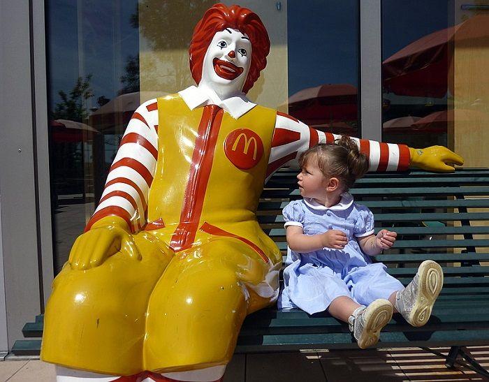 Ronald Mac Donald
