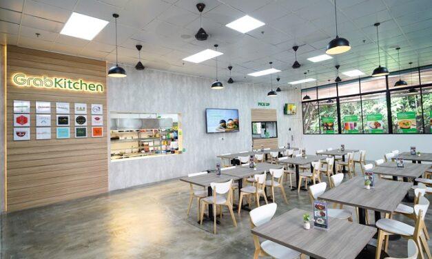 Grab lance la première cuisine cloud à Singapour dans le cadre de l'expansion de Grabfood