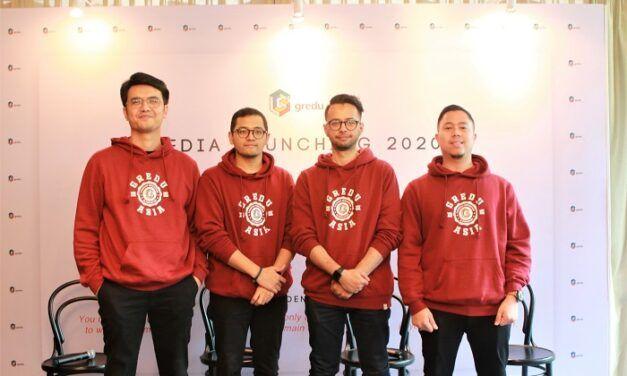 La start-up Indonesienne de la edtech Gredu effectue un tour de table de serie A auprès de Vertex