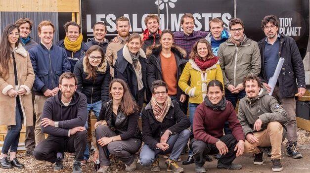 La start-up de la Greentech Les Alchimistes lève 2,4M€ pour valoriser les déchets alimentaires des pros