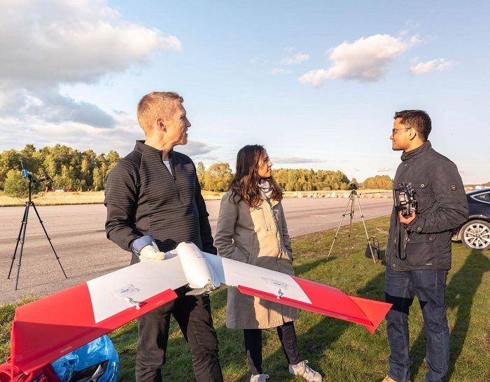 Skyqraft, une startup utilisant l'IA et des drones pour l'inspection des lignes électriques, lève 505 000 $