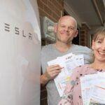 Le Powerwall de Tesla a permis à une famille une économie de 8000$ sur sa facture d'électricité