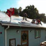 Tesla accélère les installations de ses toitures Solarglass