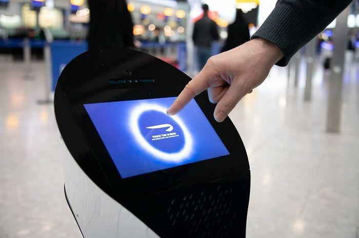 [Vidéo]:En 2020, British Airways va lancer des tests de robots autonomes à l'aéroport d'Heathrow