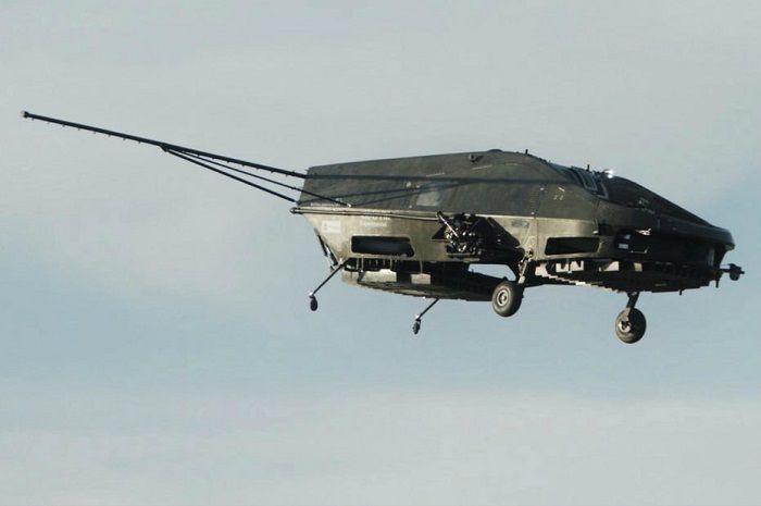 [Vidéo]: Tactical Robotics et Boeing travaillent sur des avions à décollage et atterrissage verticaux