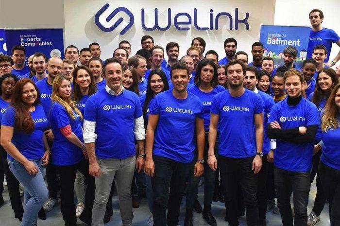 La start-up Welink lève 1,5M€ pour digitaliser les professions libérales