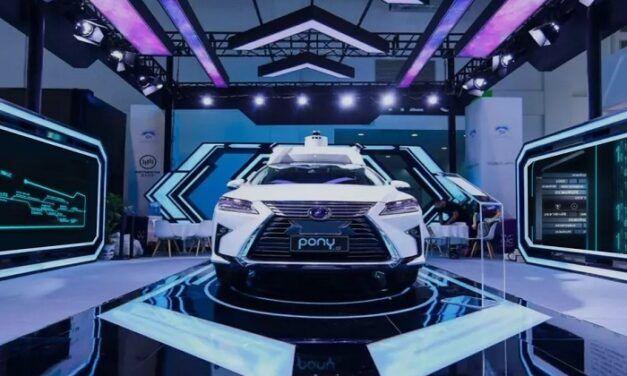 Toyota investit 400 Millions de Dollars dans la start-up des véhicules autonomes Pony.ai