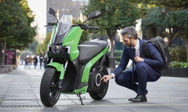 Découvrez le nouveau scooter électrique 125cm3 de marque espagnole Silence S01