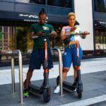 Les scooters électriques de la gamme Spin de Ford débarquent en en Europe