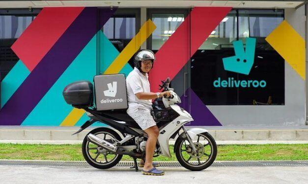 Deliveroo va lancer son service de livraison sans contact en Asie, au milieu de la crise liée au Covid19
