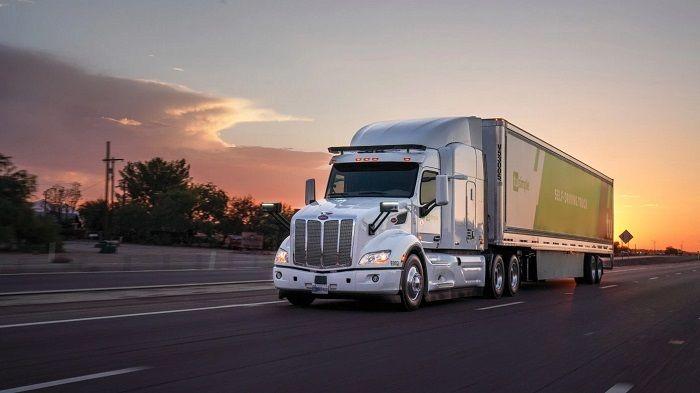 Tusimple annonce son rapprochement avec ZF pour vendre sa technologie pour camions autonomes