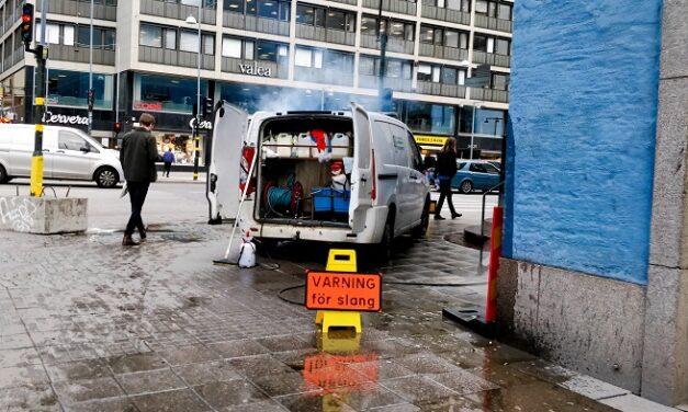 Cette start-up Chinoise utilise l'intelligence artificielle pour la désinfection des rues