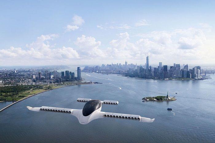 La start-up Lilium lève 240M$ pour lancer son service de taxi volant en 2025