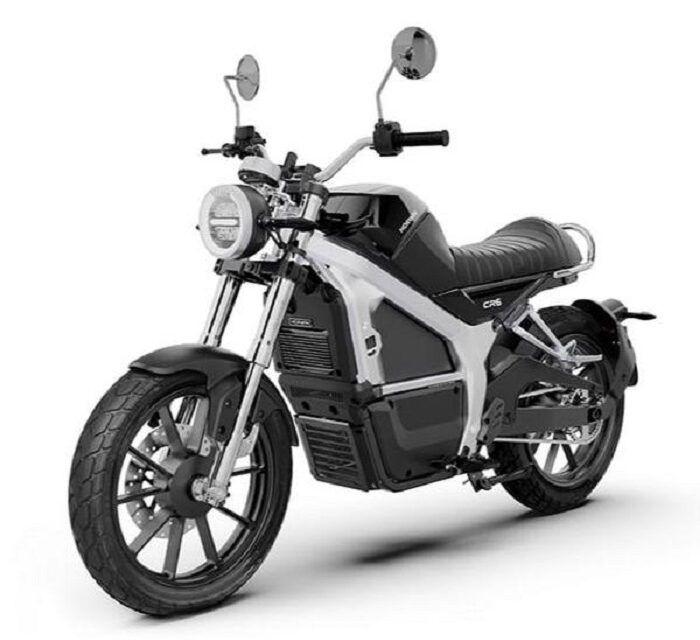 Nouvelle Horwin CR6 125 cm3: Une moto électrique au style café-racer