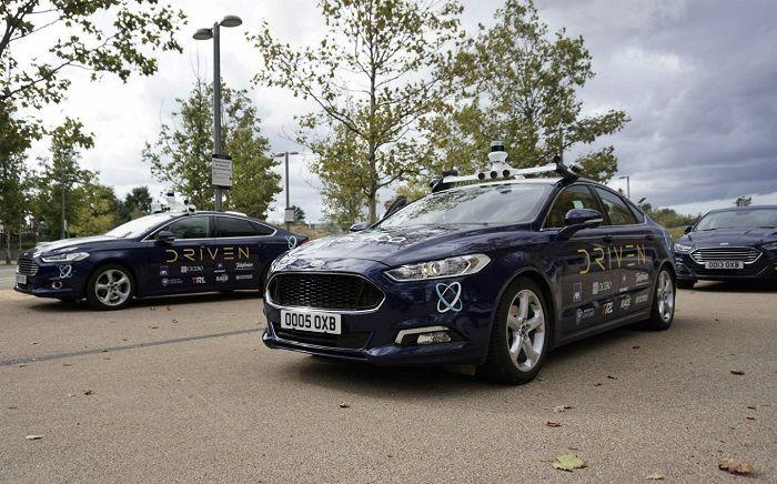 Ford reporte le lancement de ses taxis autonomes à 2022 en raison du Covid-19