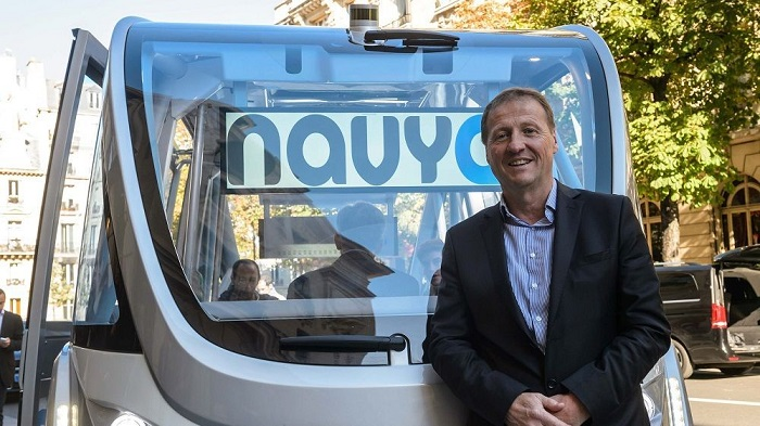 Christophe Sapet quitte le directoire de Navya, sous la pression des actionnaires