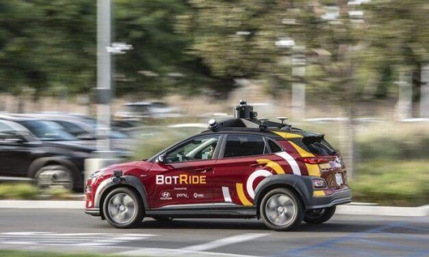 Aux Etats-Unis, les véhicules autonomes de Pony.ai vont transporter des repas et des courses pour les gens confinés