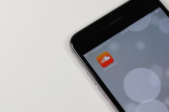 Soundcloud permet aux artistes d'ajouter un bouton de donation à leur page