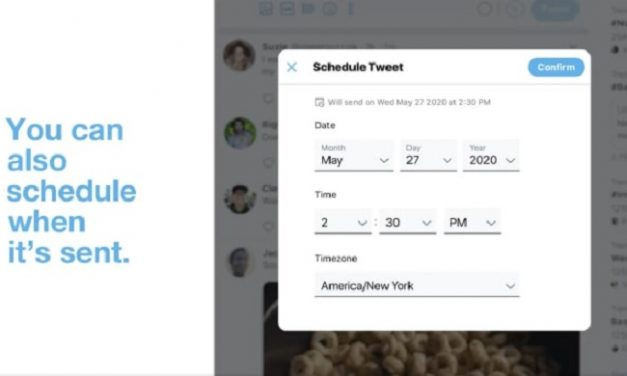 La planification de tweets sera désormais possible sur Twitter