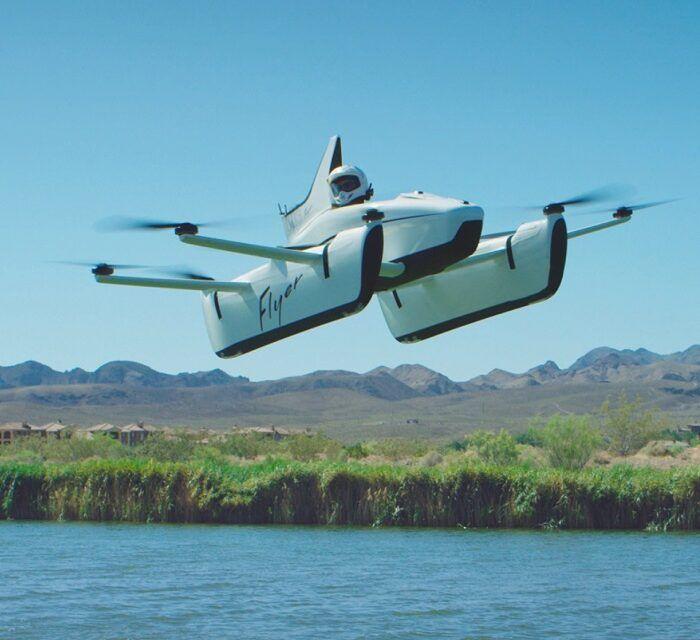 Kitty Hawk met fin à son programme Flyer pour se concentrer sur un projet d'avion autonome